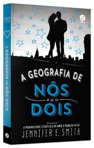 Livro A geografia de nós dois | R$ 10