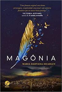 Livro Magônia | R$ 15