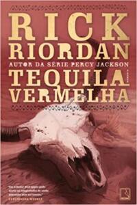 Livro Tequila vermelha| R$ 15