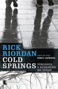 Livro Cold springs | R$ 15