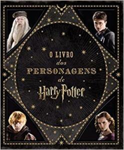 O livro dos personagens de Harry Potter - Capa dura | R$ 70