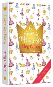 Livro O Diário da Princesa (Capa dura) | R$ 30