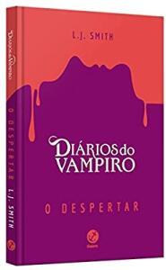 Livro Diários do vampiro: O despertar (Capa dura) | R$ 20