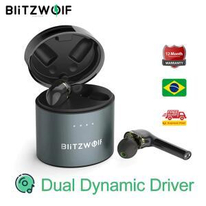 Fone de Ouvido Bluetooth Blitzwolf® BW-FYE8 TWS | R$200