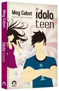 Livro - Idolo teen - Meg Cabbot | R$10