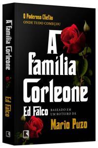 Livro - A família Corleone | R$15