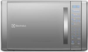 Micro-ondas com Painel Touch On Glass e Função Grill Electrolux ME41X - R$680