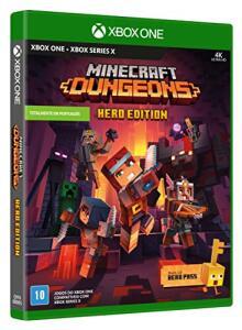 Minecraft Dungeons - Ed Hero por R$ 89!