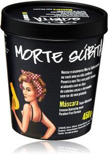 Máscara Super Hidratante Morte Súbita, Lola Cosmetics, 450g | R$30
