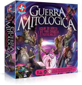 Guerra Mitológica Brinquedos Estrela | R$85