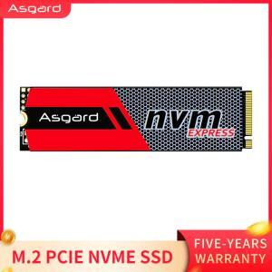 SSD Asgard 3D NAND 256 GB R$208