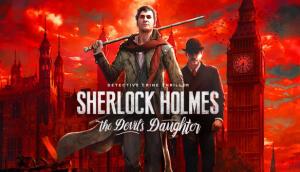 Sherlock Holmes: The Devil's Daughter   R$9