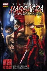 Deadpool: Massacra o Universo Marvel | R$25