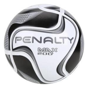 Bola de Futsal Penalty Max 200 All Black - Edição Limitada | R$88