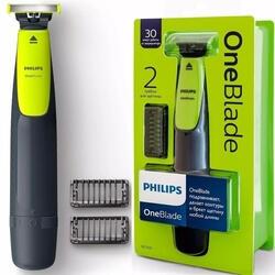 Barbeador Elétrico Philips One Blade   R$ 129,69