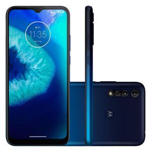 Smartphone Moto G8 Power Lite 4 GB 64 GB XT2055-2 Motorola Azul Navy | R$1.167
