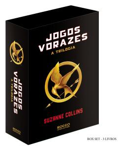 [Ebook] Trilogia Jogos Vorazes | R$66