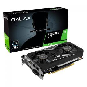 GTX 1650 EX PLUS, 4GB, 1-Click OC, GDDR6, 128-bit | R$ 1.059
