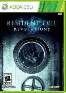 Game Resident Evil Revelations - Xbox 360 - Mídia Digital | R$12