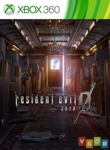 Game Resident Evil Zero - Xbox 360 - Mídiga Digital | R$12