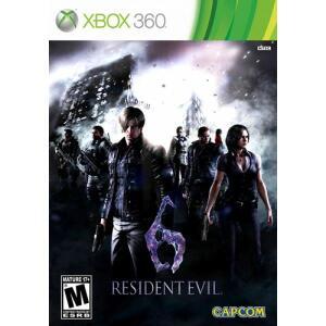 Game Resident Evil 6 - Xbox 360 - Mídia Digital | R$16