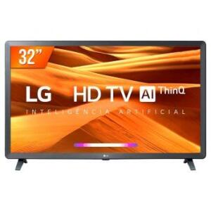 Smart TV LED PRO 32'' HD LG 32LM 621 3 HDMI 2 USB | R$ 1139