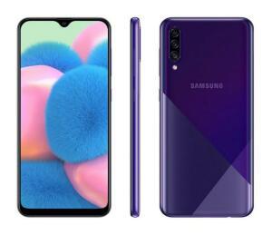 [CLUBE DA LU] Smartphone Samsung Galaxy A30s 64GB Violeta | R$ 1236