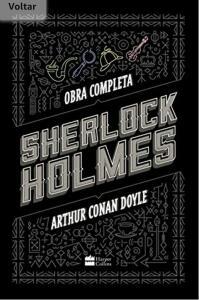 E-book - Sherlock Holmes: Obra completa