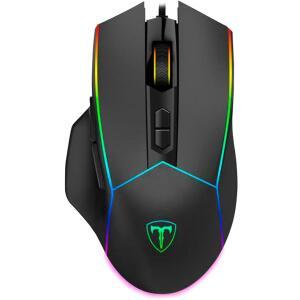 Mouse Gamer T-Dagger Camaro RGB, 8000 DPI, , T-TGM306 | R$ 113