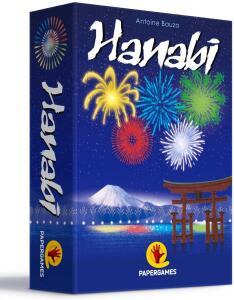 Jogo de cartas Hanabi | R$65