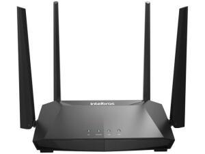 Roteador Intelbras ACtion RG 1200 867Mbps - 4 Antenas 4 Portas R$ 275