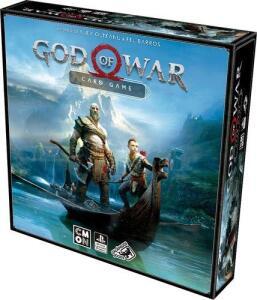 God of War: Card Game | R$170