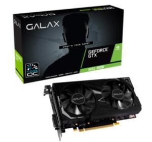 Galax, GeForce, GTX 1650 Super EX R$ 1280