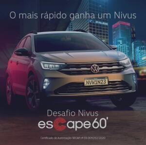 Desafio Nivus Escape 60