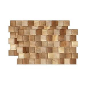 Revestimento HD Prisma Roble matte bold 31x54cm - Savane | M² por R$ 30