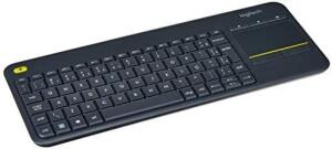 [Prime] Teclado sem fio Logitech k400 com Touchpad