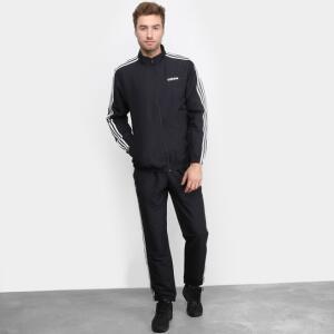 Kit Agasalho Adidas Stripes