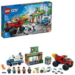 Lego CITY Assalto Policial ao Caminhão Gigante 60245