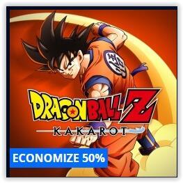 DRAGON BALL Z: KAKAROT [PS STORE] | R$ 125