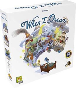 Jogo When I Dream - Galpágos Jogos | R$178