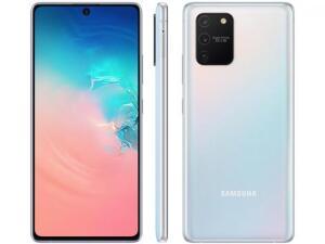 Samsung Galaxy S10 Lite 128Gb Branco - Octa-Core 6GB Ram | R$2035