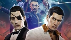 [PS4] Yakuza series