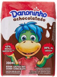 [PRIME] Danoninho Achocolatado 200ml - Leve 10 Pague 8 | R$1,39