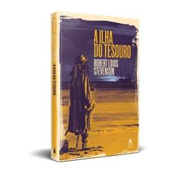 Livro - A Ilha Do Tesouro 1ª Edição - Exclusivo (CAPA DURA)