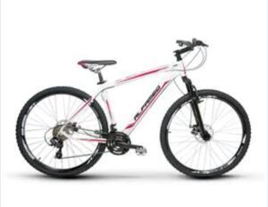 Bicicleta Alfameq Zahav Aro 29 Freio a Disco 21 Marchas Quadro 19 | R$ 1.369