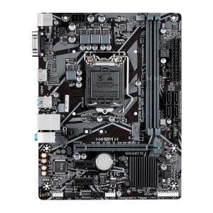 Placa Mae Gigabyte H410M H DDR4 Socket LGA1200 Chipset Intel H410 | R$ 490