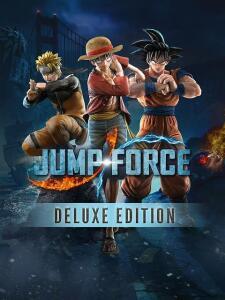 JUMP FORCE - Edição Deluxe - PS4 | R$ 88