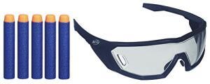 Acessório Nerf Elite Vision Gear Hasbro Azul | R$30
