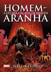 Livro - Homem-aranha - A última caçada de Kraven |R$23