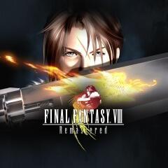 FINAL FANTASY VIII Remastered - PS4 PSN
